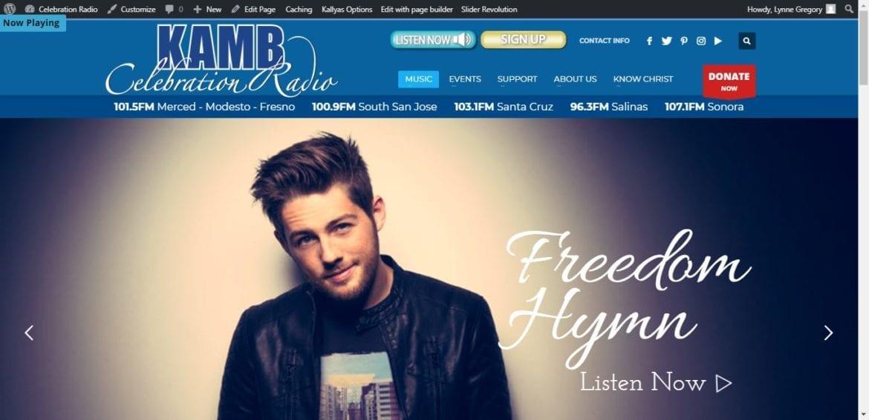 KAMB Mobile App – Celebration Radio