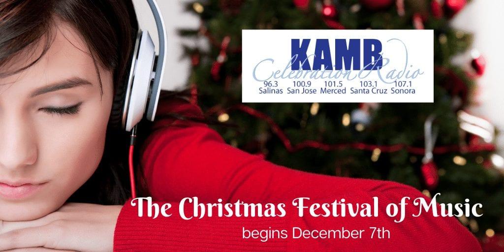 Christmas Festival of Music begins Dec7